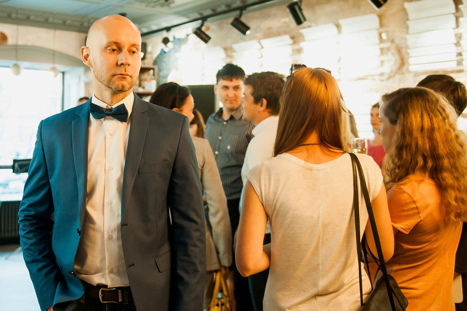 Открытие decole в Астрахани